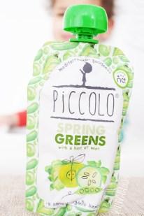 My little piccolo organic baby food