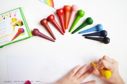 Okonorm Cone Crayons review