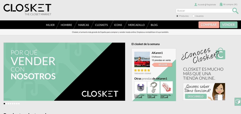 12 mercadillos online donde comprar ropa de segunda mano LTL News