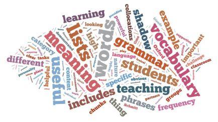 The Vocabulary-Grammar Continuum: A third approach to activity design
