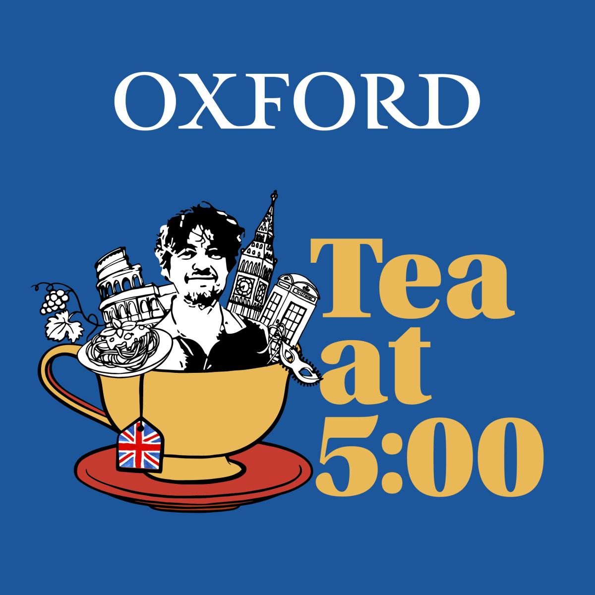 Tea at 5:00 podcast