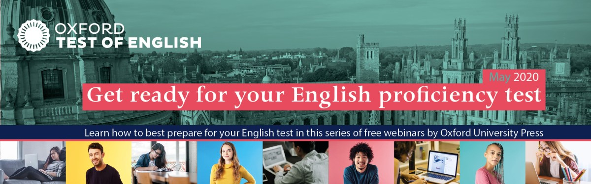 Oxford Test of English - Get ready for your English proficiency test
