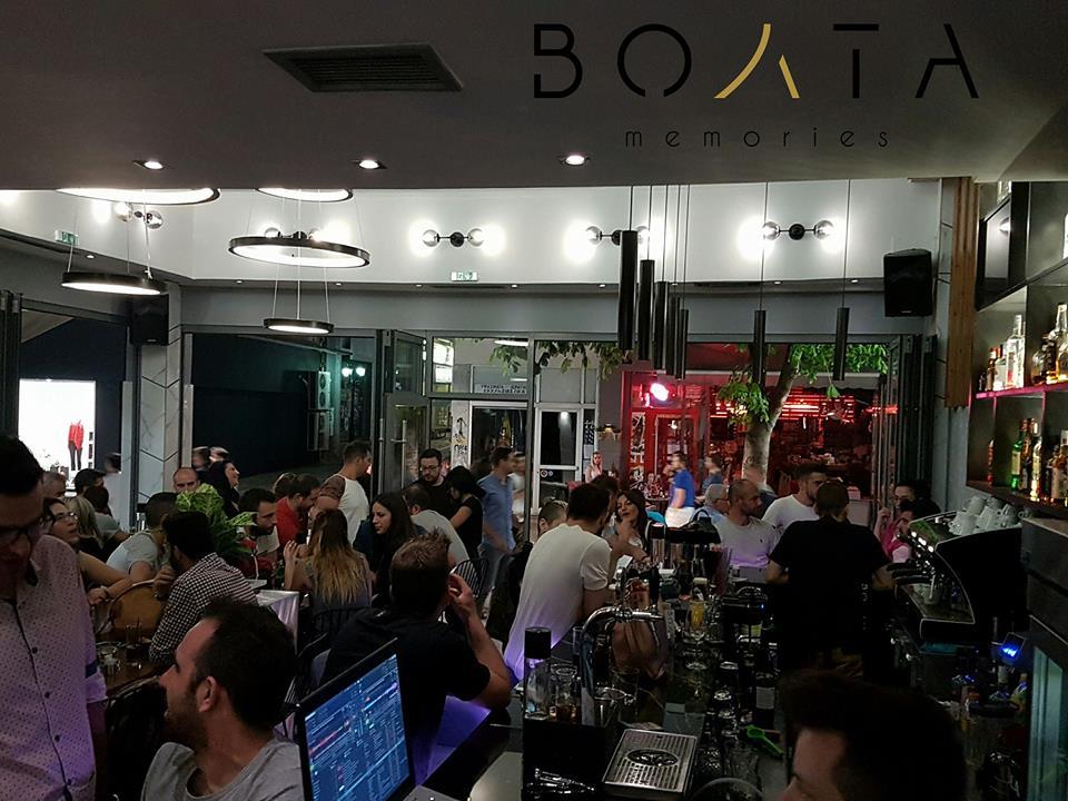 «Βόλτα memories».. η νέα πρόταση για  καφέ, ποτό και cocktails στον πεζόδρομο της Κοζάνης