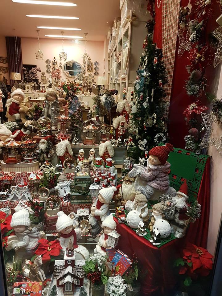 Προτάσεις για χριστουγεννιάτικη  διακόσμηση από το κατάστημα «Anastasia.. σαν παραμύθι» στην Πτολεμαΐδα