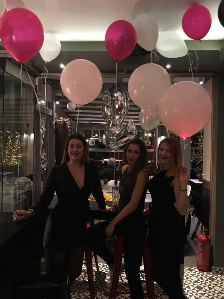2 χρόνια λειτουργίας γιόρτασε, το Σάββατο 9 Δεκεμβρίου, το «The Passenger» bar στην Καστοριά