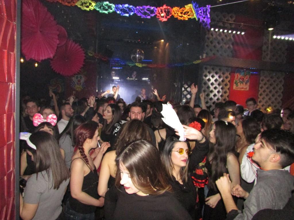 Σάββατο βράδυ, Mεγάλης Aποκριάς, στο club Cartel στην Κοζάνη