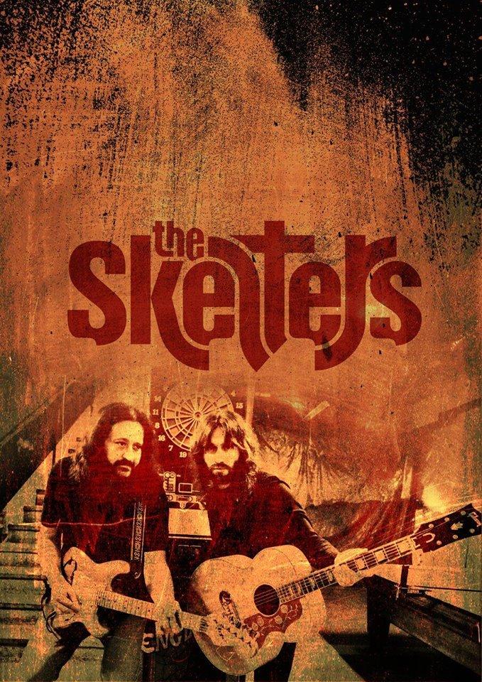 Live rock n roll με τους Skelters στον Σύγχρονο Καφενέ Κιμωλία  στην Κοζάνη το Σάββατο 20 Οκτωβρίου