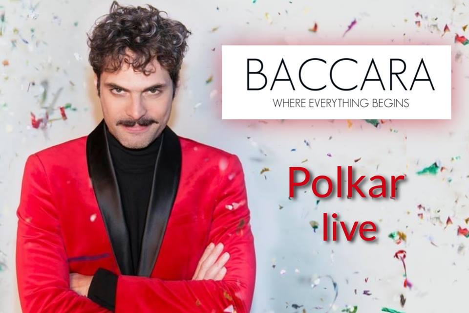 Αποκριάτικο πάρτι με τους Polkar, την Κυριακή 3 Μαρτίου, στο Baccara bar στην Πτολεμαΐδα
