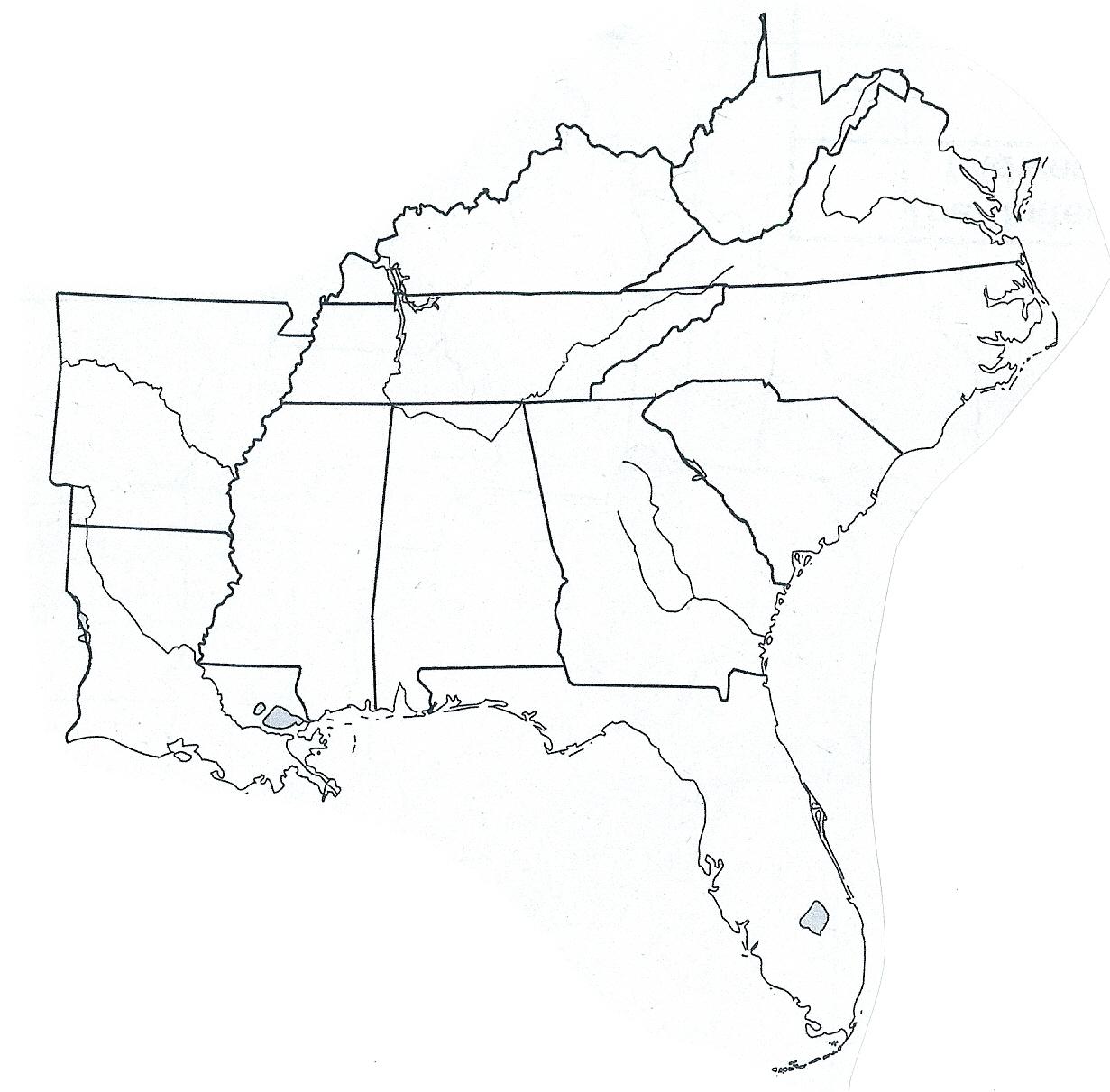 Regions Of Tn