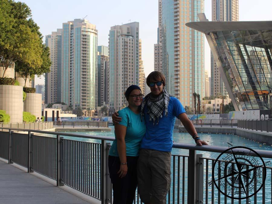 Happy in Dubai :)