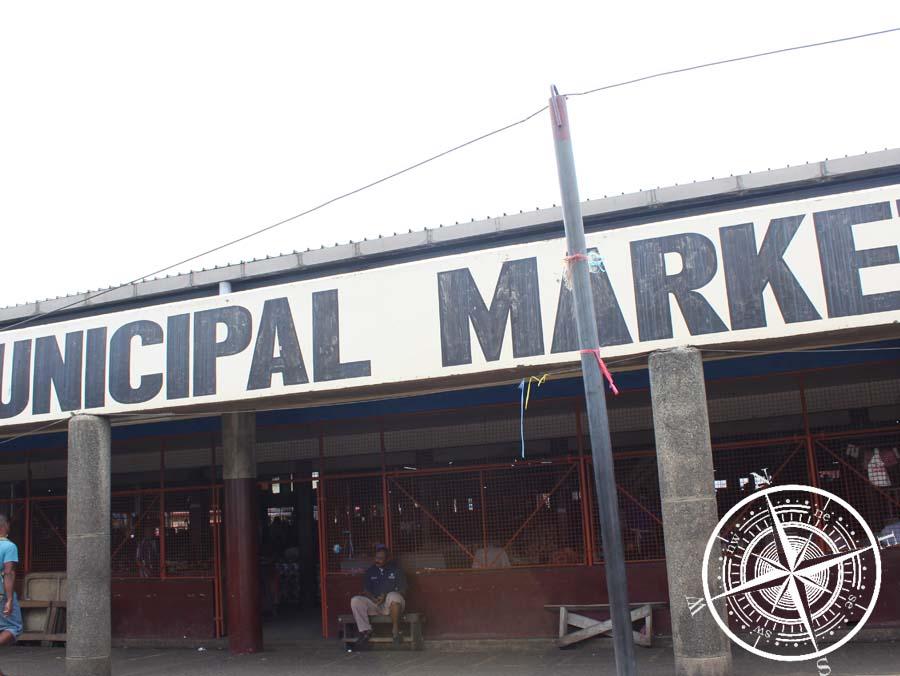 """Der """"Municipal Market"""" in Lautoka"""