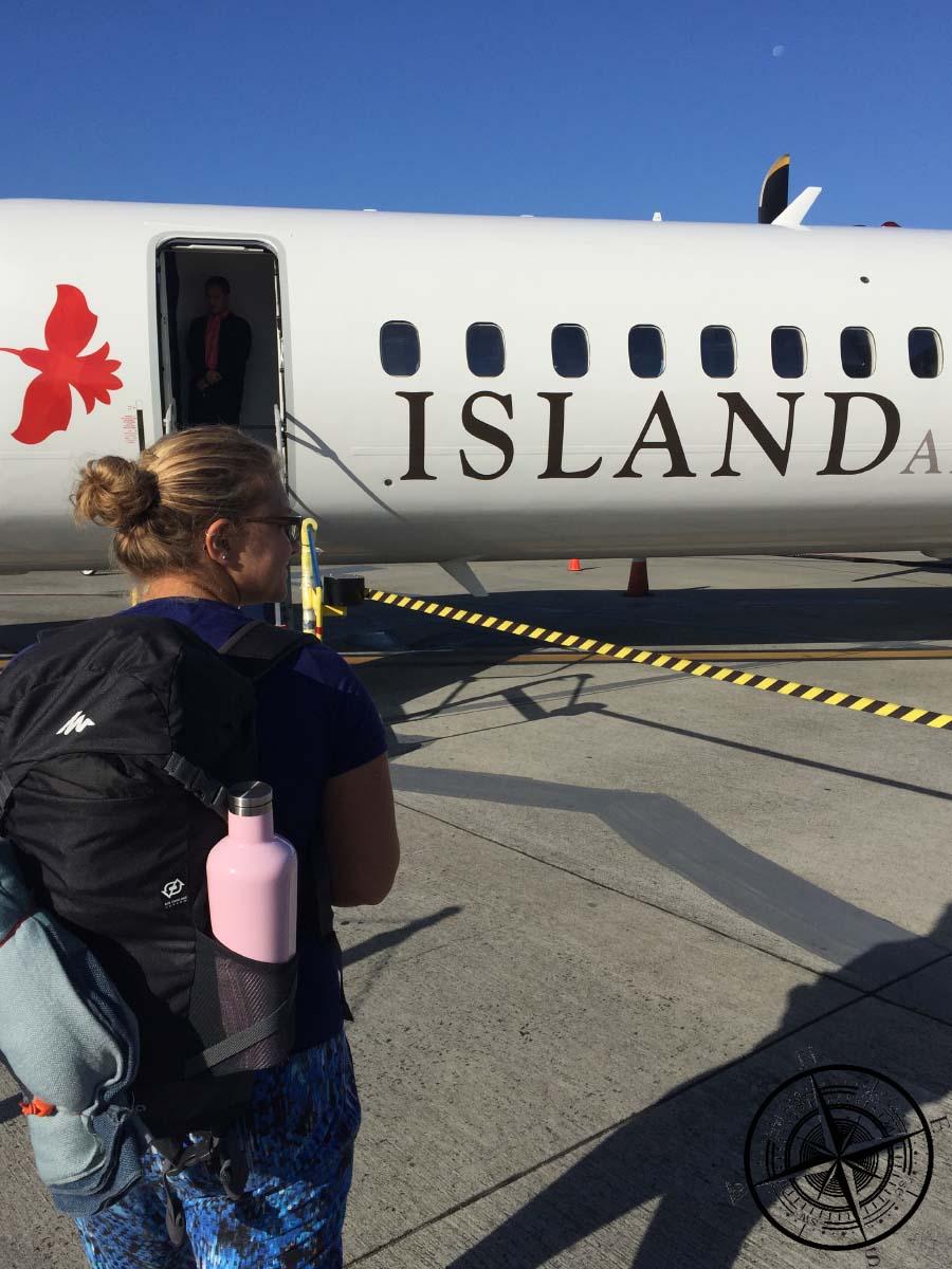 Ab nach Maui mit Island Air