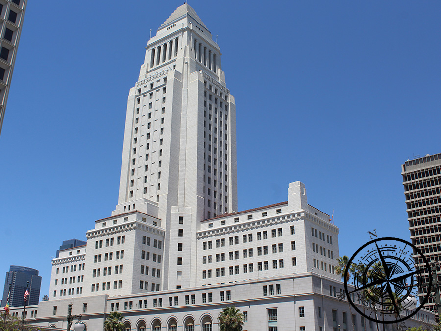 Die Los Angeles City Hall