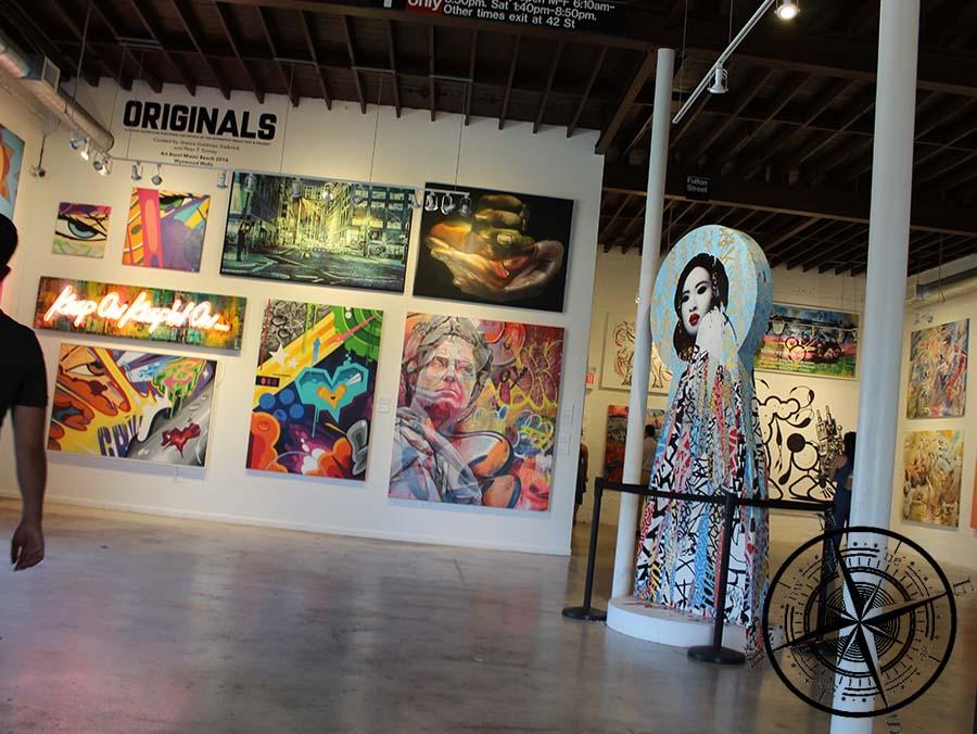 """Goldman Global Arts Gallery"""