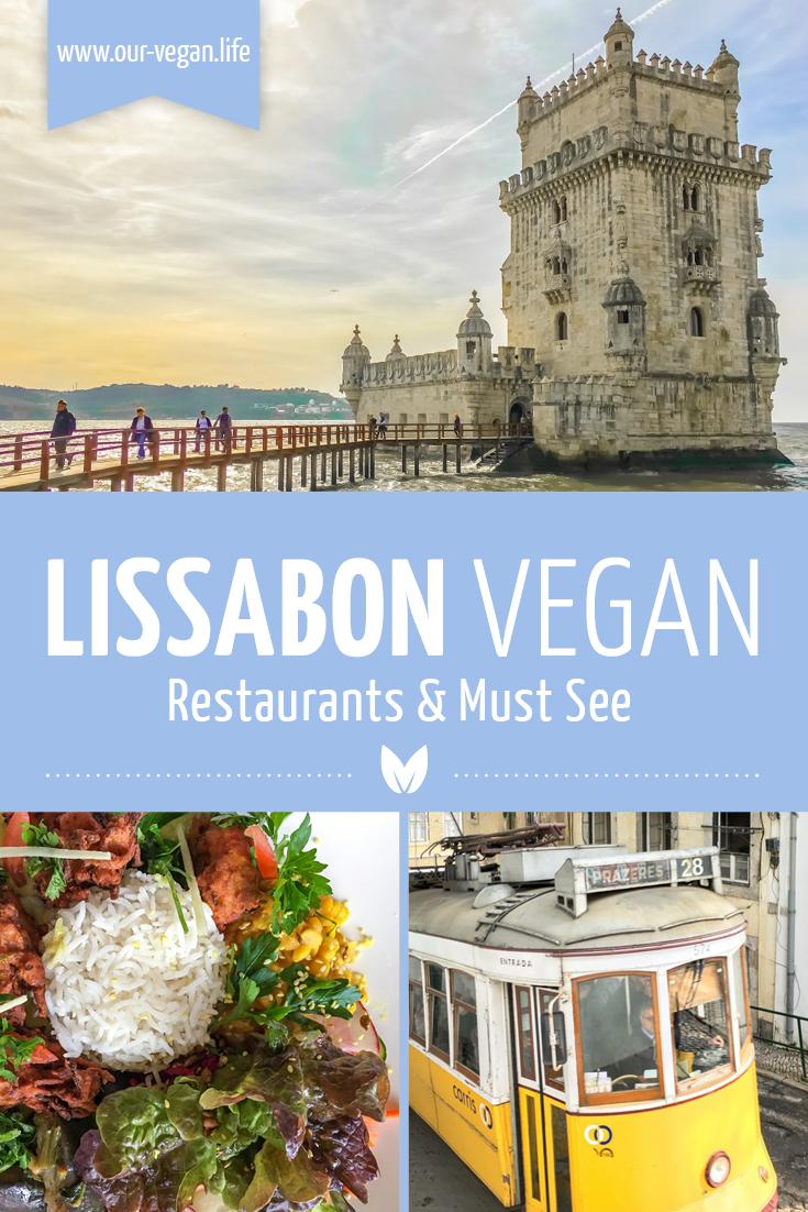 Vegan unterwegs in Lissabon