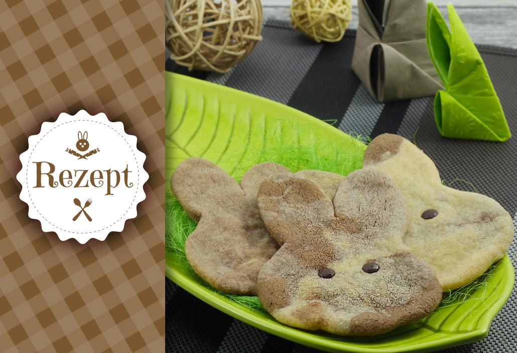 Rezept Kekse vegan Ostern