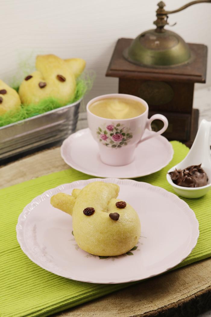 Rezept für süße Osterhasen – vegan