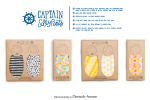 Ahoy Matey! Captain Silly Pants Swaddle Blankets Have Arrived!