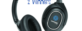 Samson Technologies RTE X Active Noise Cancelling Headphones