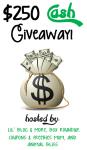 $250 Cash #Giveaway Event!