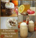 8 Decadent Drinks to Make This Fall