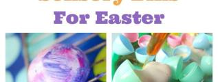 Easter Science Sensory