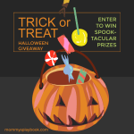 Trick or Treat (Prizes Event) Group Giveaway! (ARV $200+ in prizes)