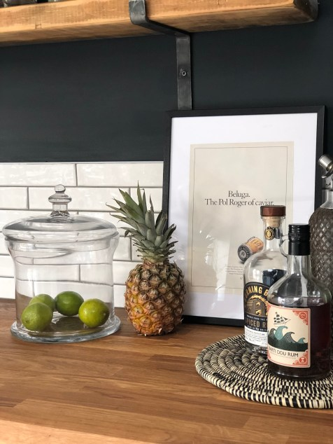 Placement mat from West Elm