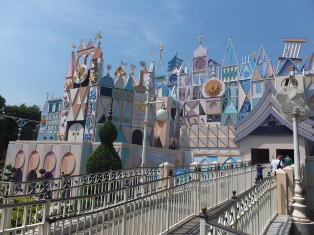 Its a small world after all!