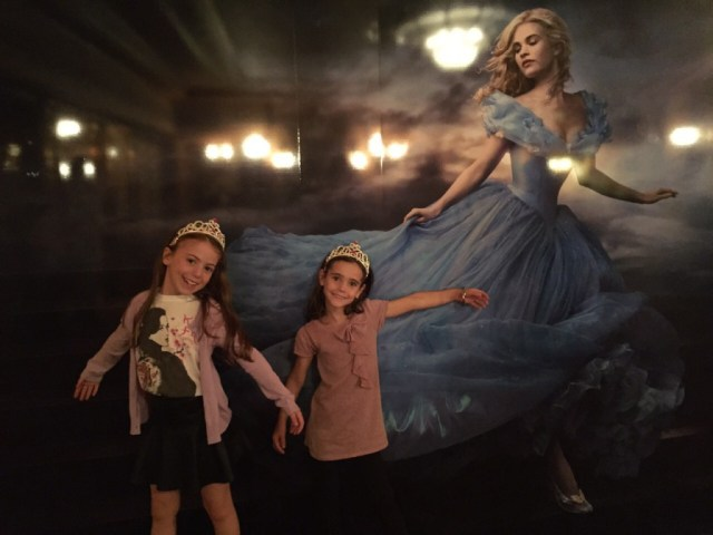 Cinderella's x 3