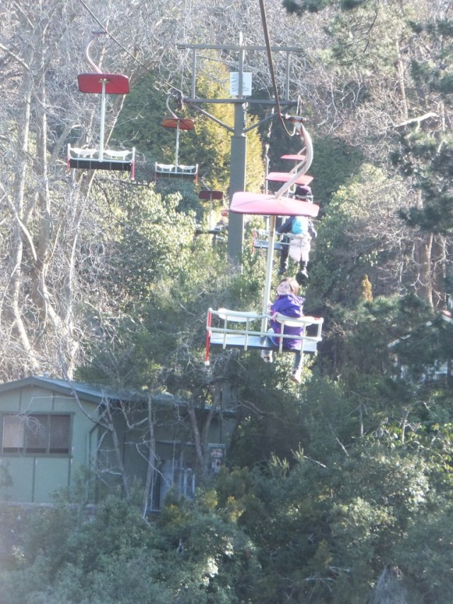 Chair lift - Cataract Gorge