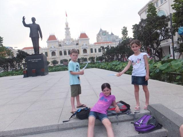 Saigon Town Hall