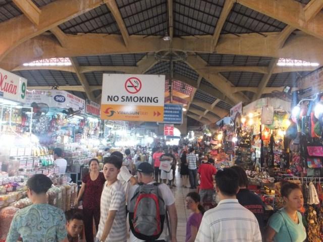 Ben Thanh Market - HCMC