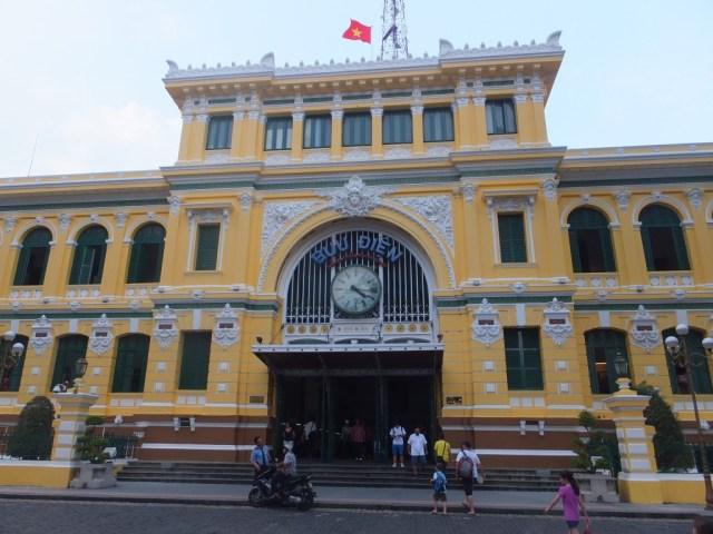 The Saigon Post Office