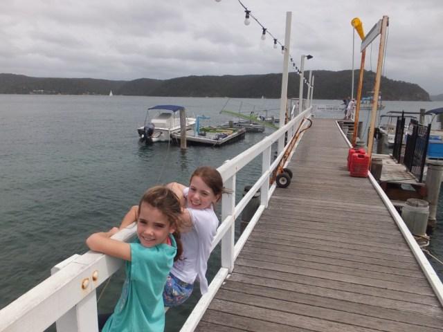 Summer Bay Pier