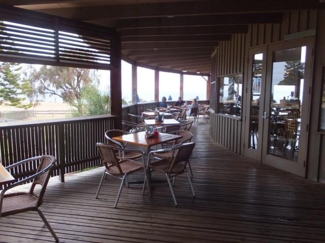 Churchill Island cafe
