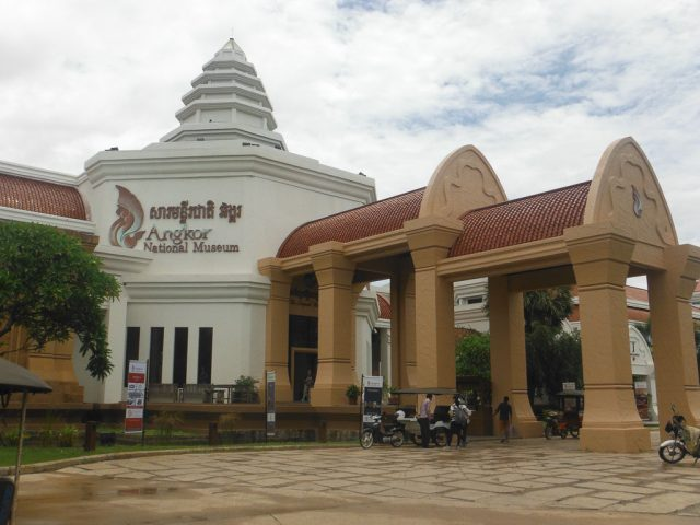 Angkor National Museum, great to understand the history of Angkor