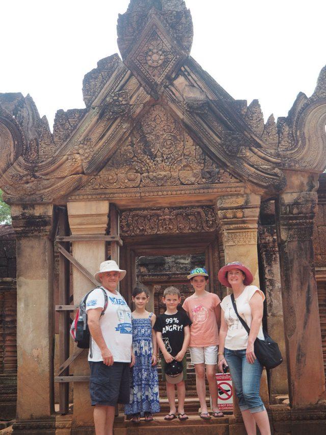 Banteay Srei, Citadel of the Women