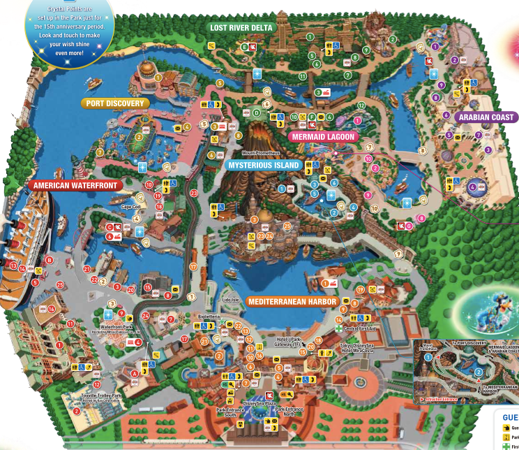 Disneysea Tokyo Travelling With Kids Family Travel Blog