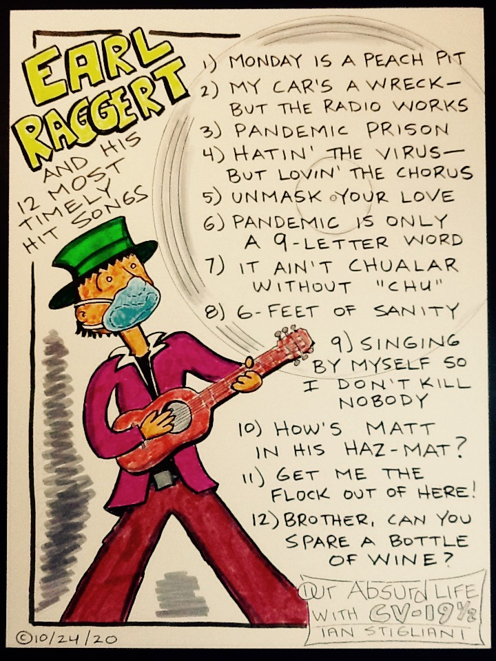 Earl Raggert, Country Star