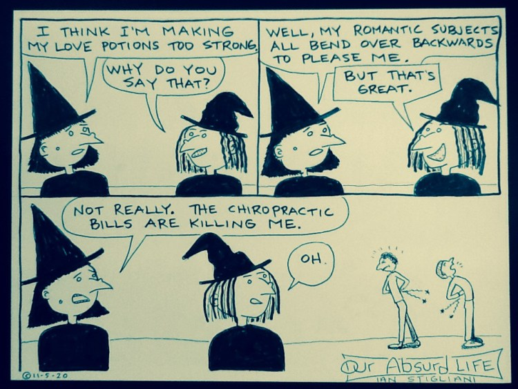 Witch's Woes