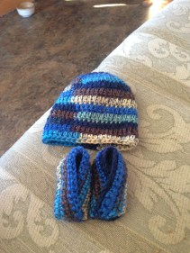 Newborn set for baby Sawyer