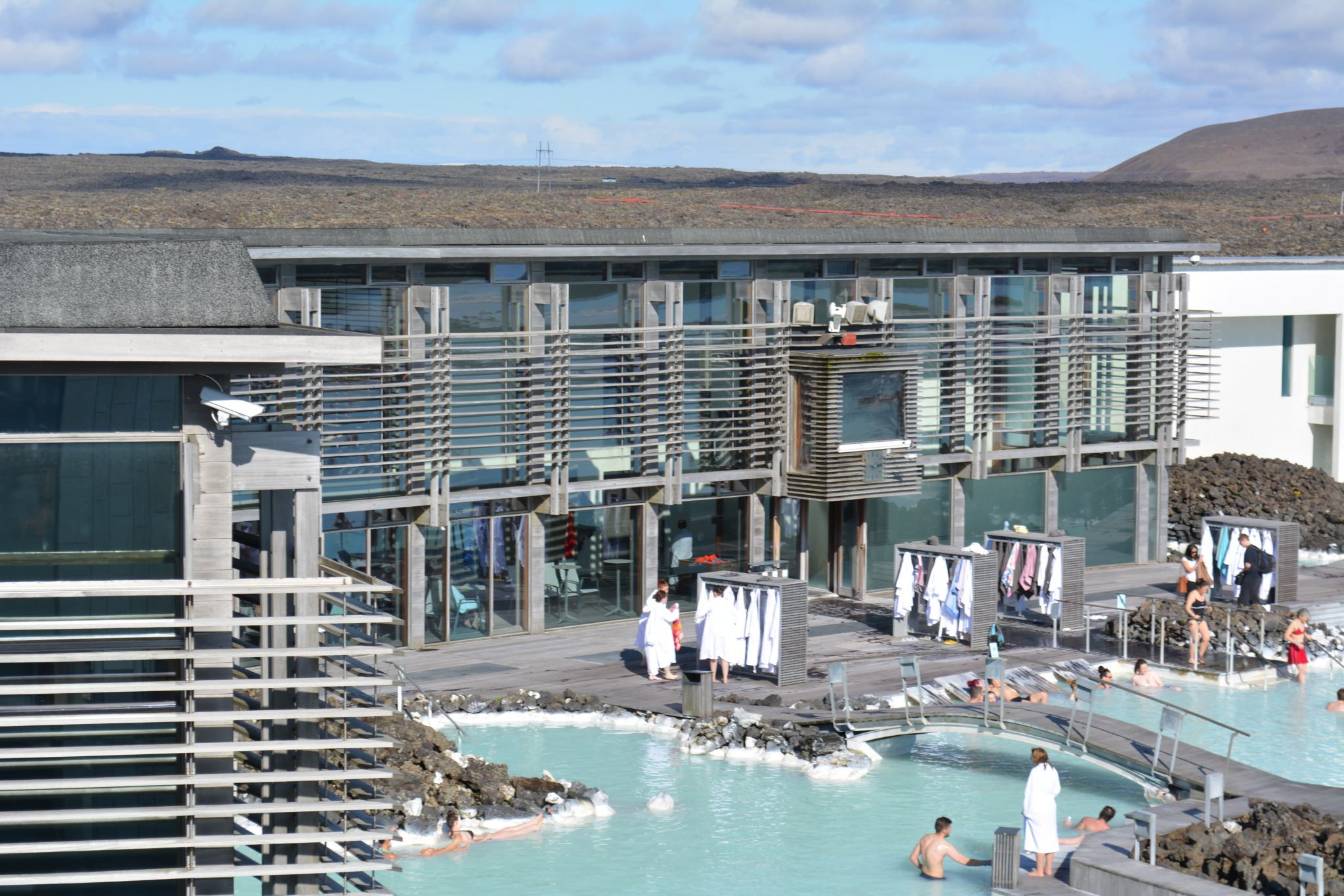 Iceland Honeymoon Location Blue Lagoon Spa Main Building