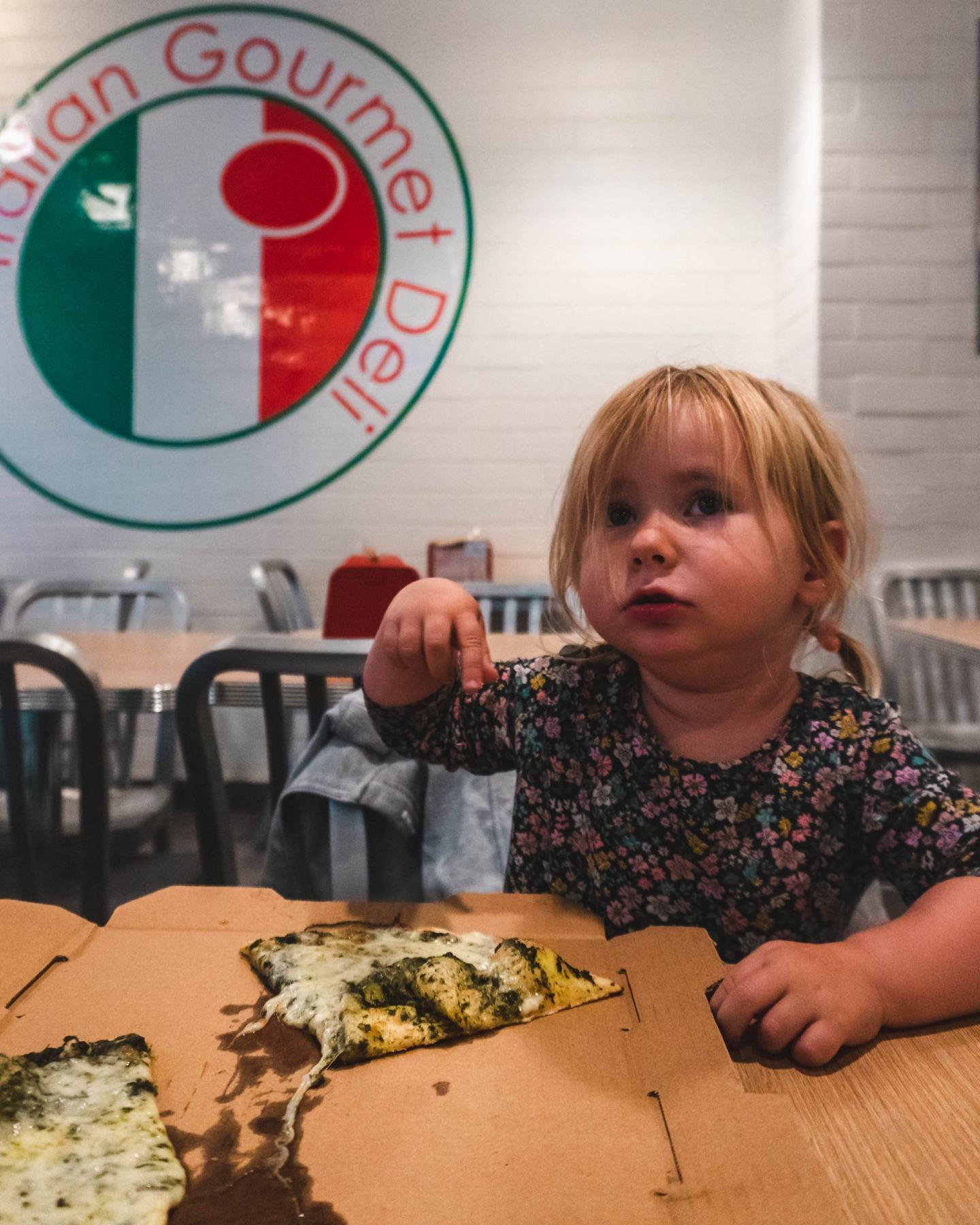 pesto pizza in washington dc