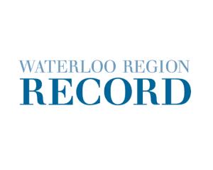 Waterloo Region Record logo