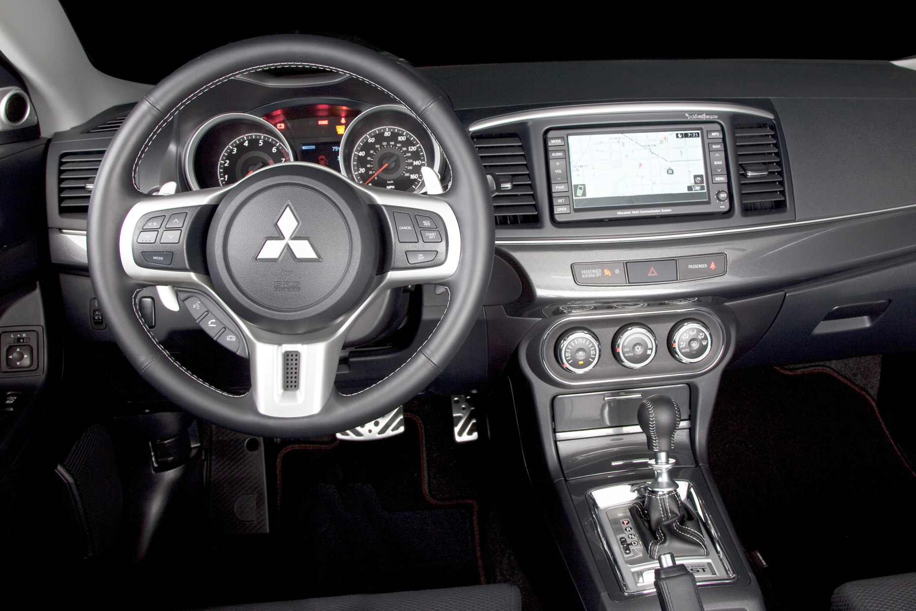 test drive 2010 mitsubishi lancer ralliart our auto expert