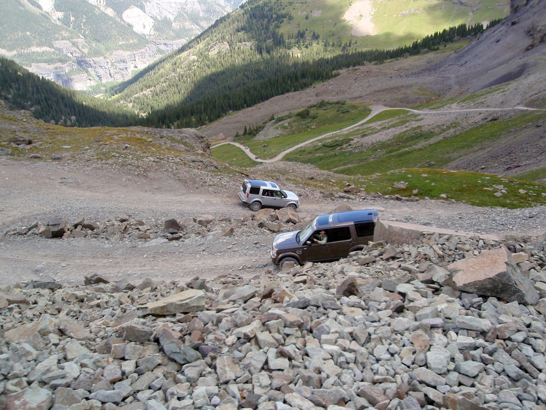 A Colorado Land Rover Adventure – Our Auto Expert