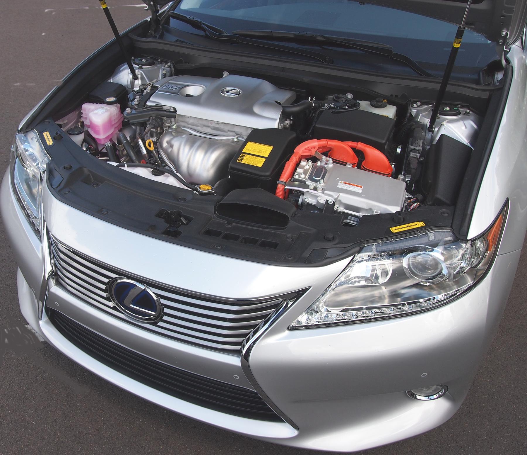 Test Drive 2013 Lexus ES350 & ES300h Sedan – Our Auto Expert