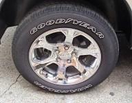 2013 Ram 1500 - Wheels