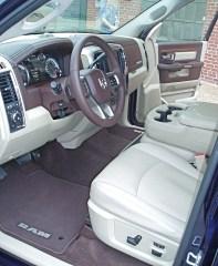 2013 Ram 1500- Interior 1